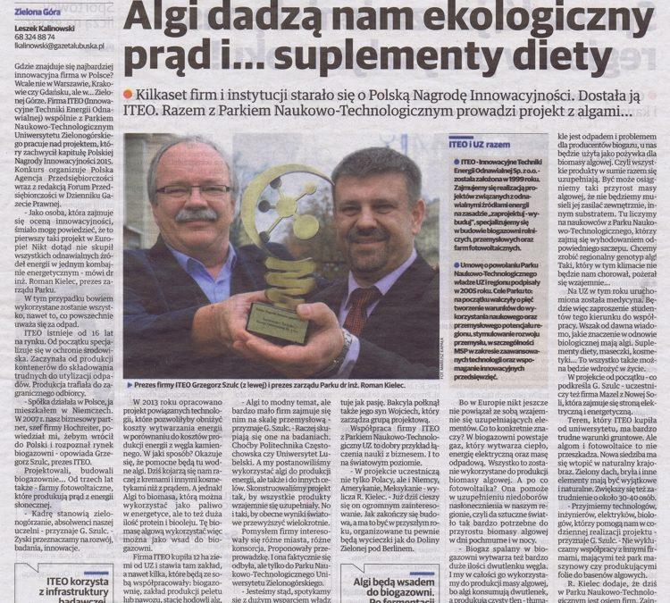 Spółka ITEO kupiła 12 ha na terenie uniwersyteckiego parku naukowo-technologicznego, w Nowym Kisielinie