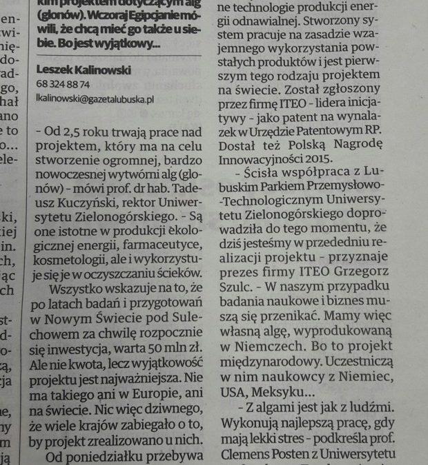 Gazeta Lubuska 8.03.2017