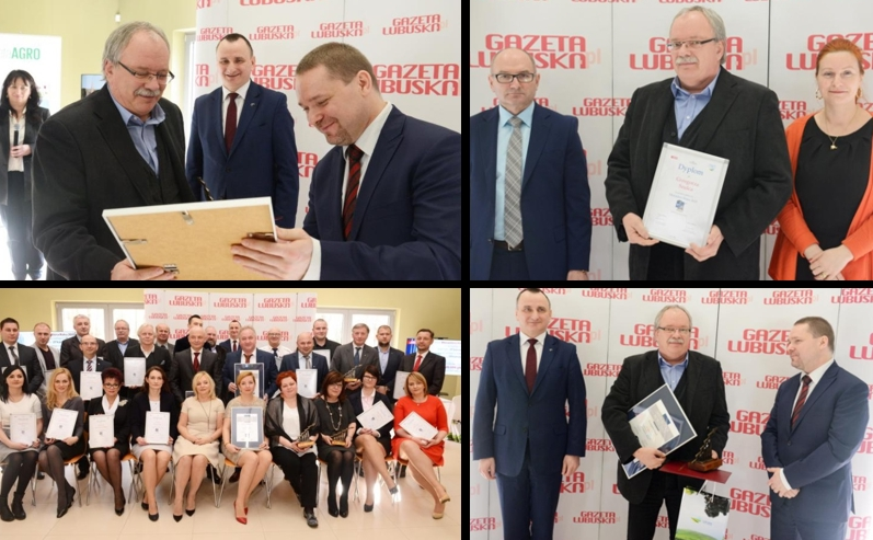 Menadżer Roku 2015. Nagrodziliśmy najlepszych szefów lubuskich firm